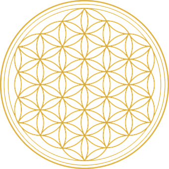 Flower Of Life, Flower, Graphic