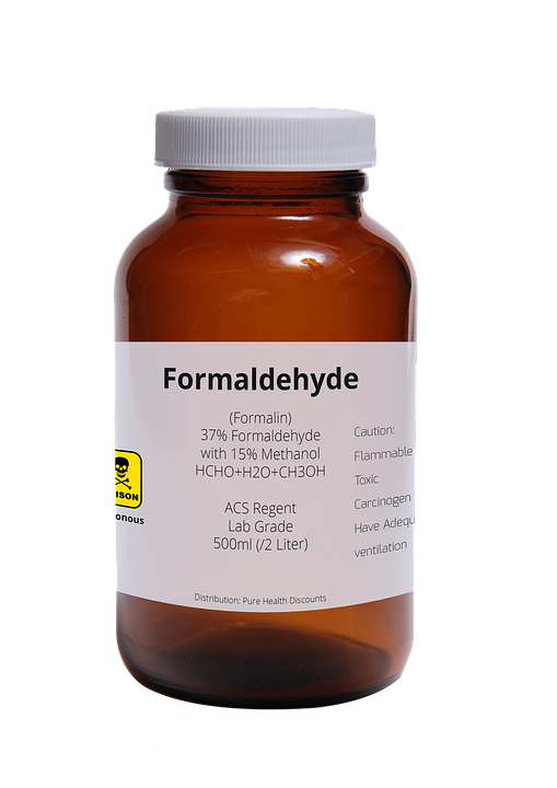 Formaldehyde, Chemical, Science, Chemistry, Formula