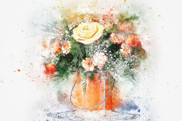 Flowers Bouquet Vase · Free image on Pixabay