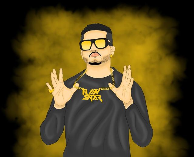 Yo Yo Honey Singh Image: Art Yo Honey Singh · Free Image On Pixabay