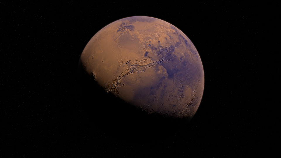 Marte Spazio Scienza - Foto gratis su Pixabay