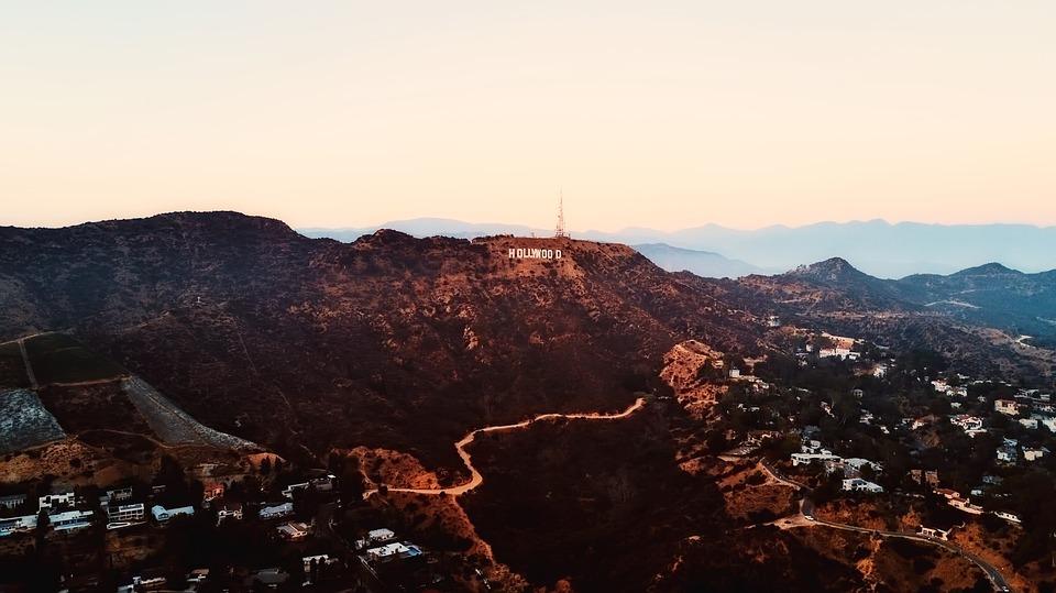 Hollywood Los Angeles California Sign