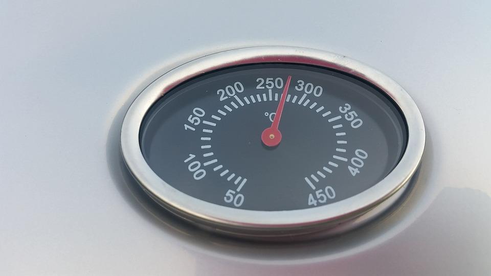 Superbly Termometer Skærm Hot - Gratis foto på Pixabay YJ52