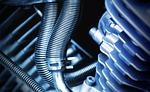 motorcycle, motor, screw