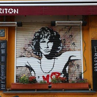 Graffiti, Street Art, Art, Berlin, Spray
