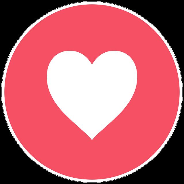 Herz Emoji Facebook