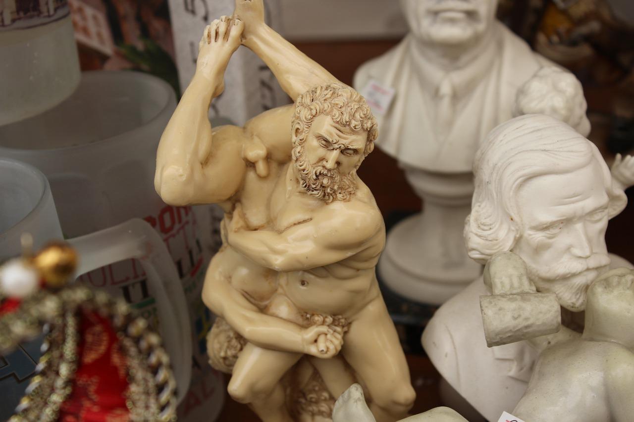 Roman sex life, motor strip part of the brain