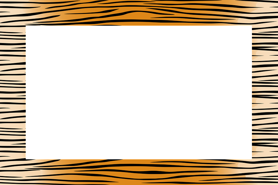 Marco Tigre Decoración · Imagen gratis en Pixabay