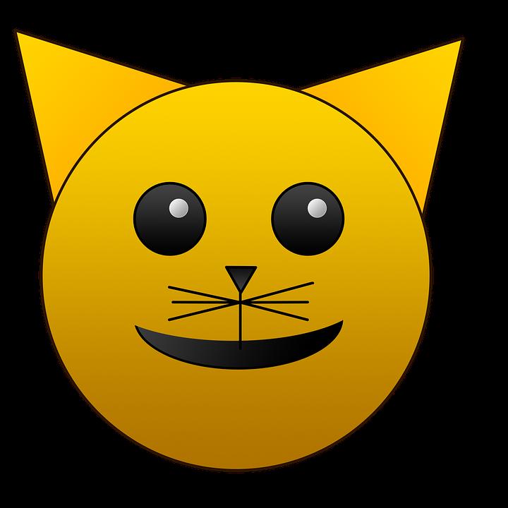 Cat face emoticon