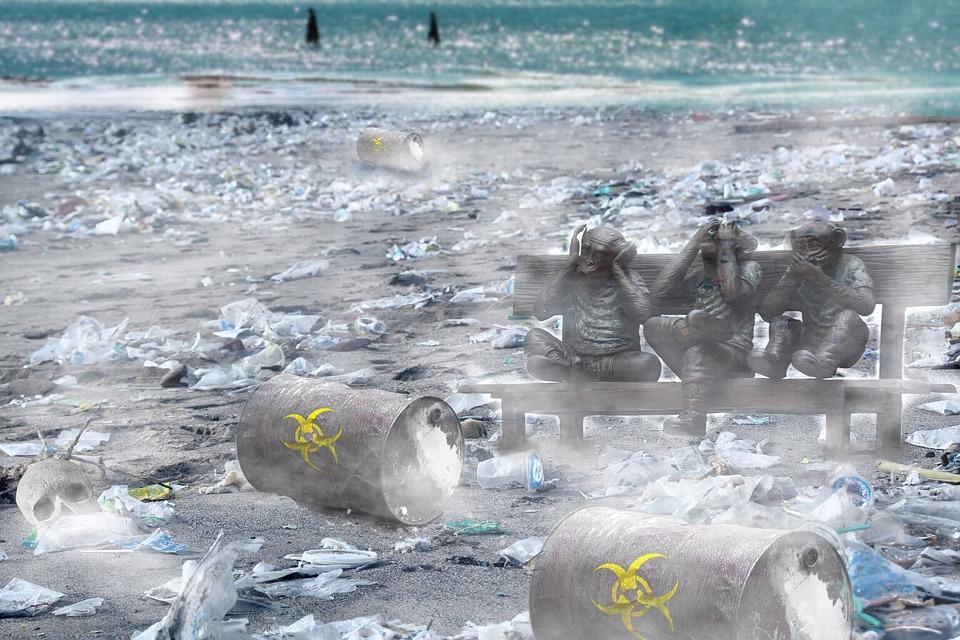 Environmental Destruction, Waste, Plastic
