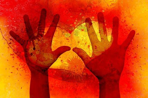 Bénévoles, Les Mains, Volontaire, Aide