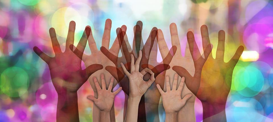 Voluntarios, Las Manos, Voluntario, Ayuda, Apoyo