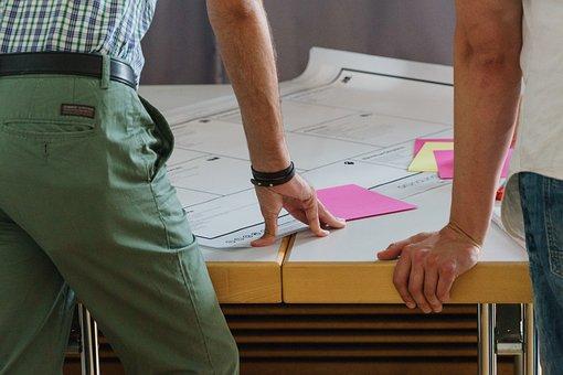 Idea, Brainstorming, Teamwork, Meeting