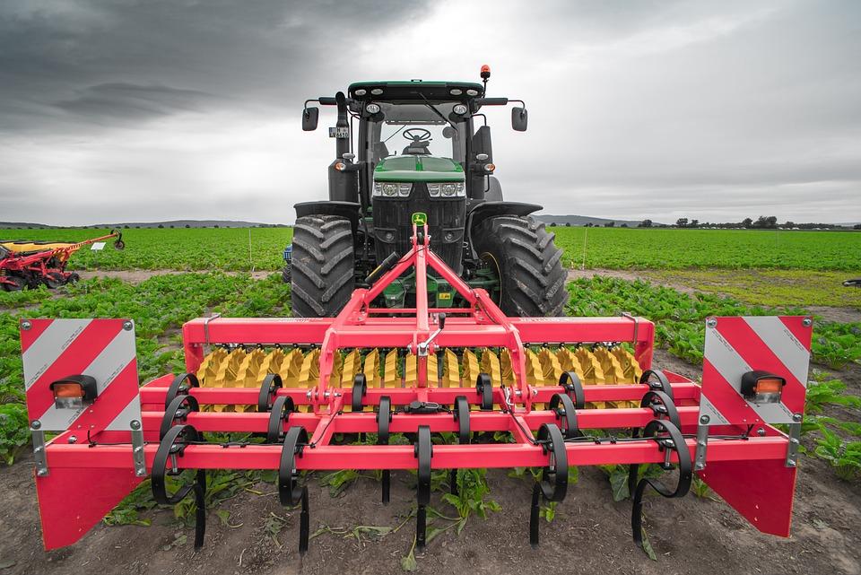 Landtechnik Tractor Cultivator - Free photo on Pixabay