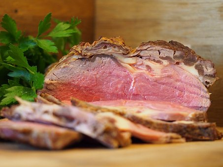 Fillet Of Beef, Roast Beef, Steak