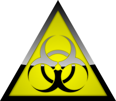 Biohazard, Warning, Symbol, Danger