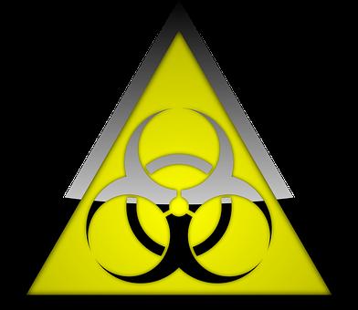 Biohazard, Warning, Symbol, Danger