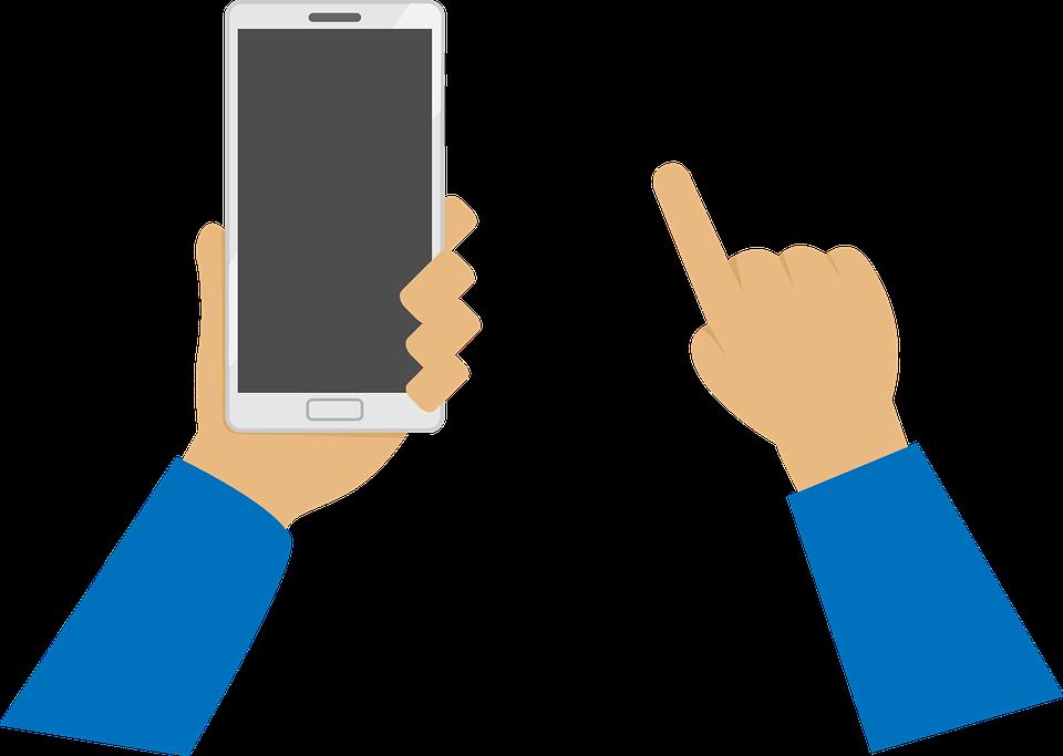 Immagine vettoriale gratis telefono cellulare cella for Mobile telefono