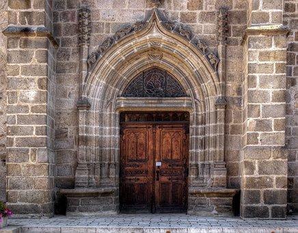 Door Church Former Pierre Authentic & Church Door - Free pictures on Pixabay