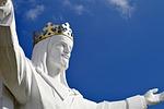jezus, rzeźba, ogromna