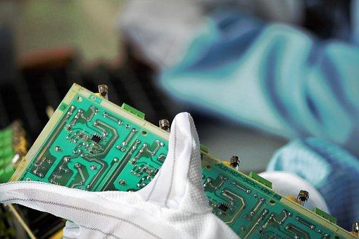 Pcb, Circuit Board, Technology