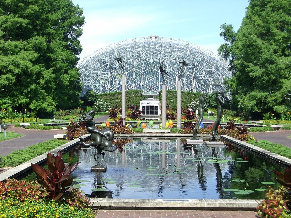 St Louis Missouri Botanical · Free photo on Pixabay
