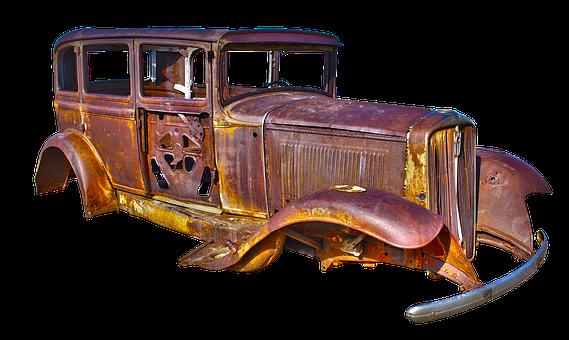 Auto, Oldtimer, Vintage Car, Old