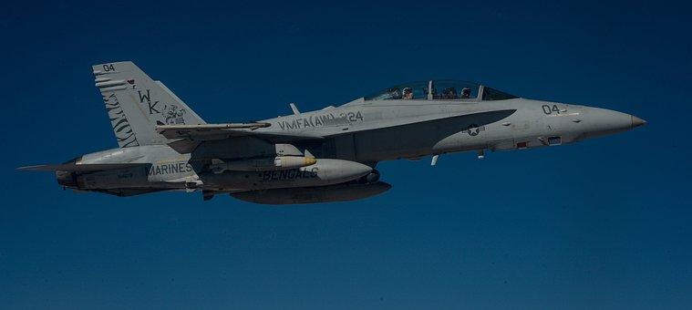 F A-18 Hornet, Usmc