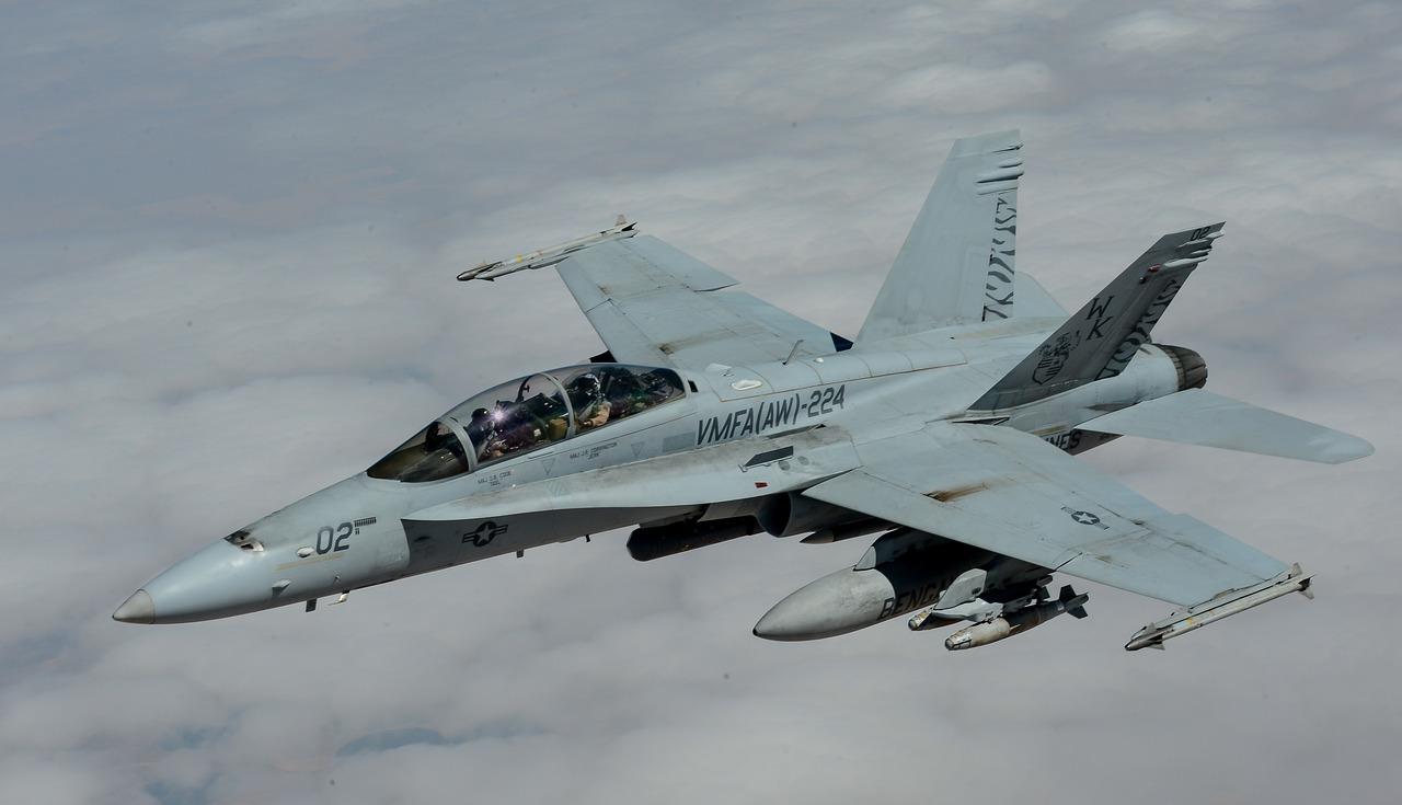 F A-18 Hornet Usmc United States - Free photo on Pixabay