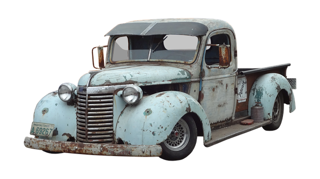 American Classic Cars >> Free photo: Auto, Pickup, Oldtimer, Usa - Free Image on Pixabay - 2657095