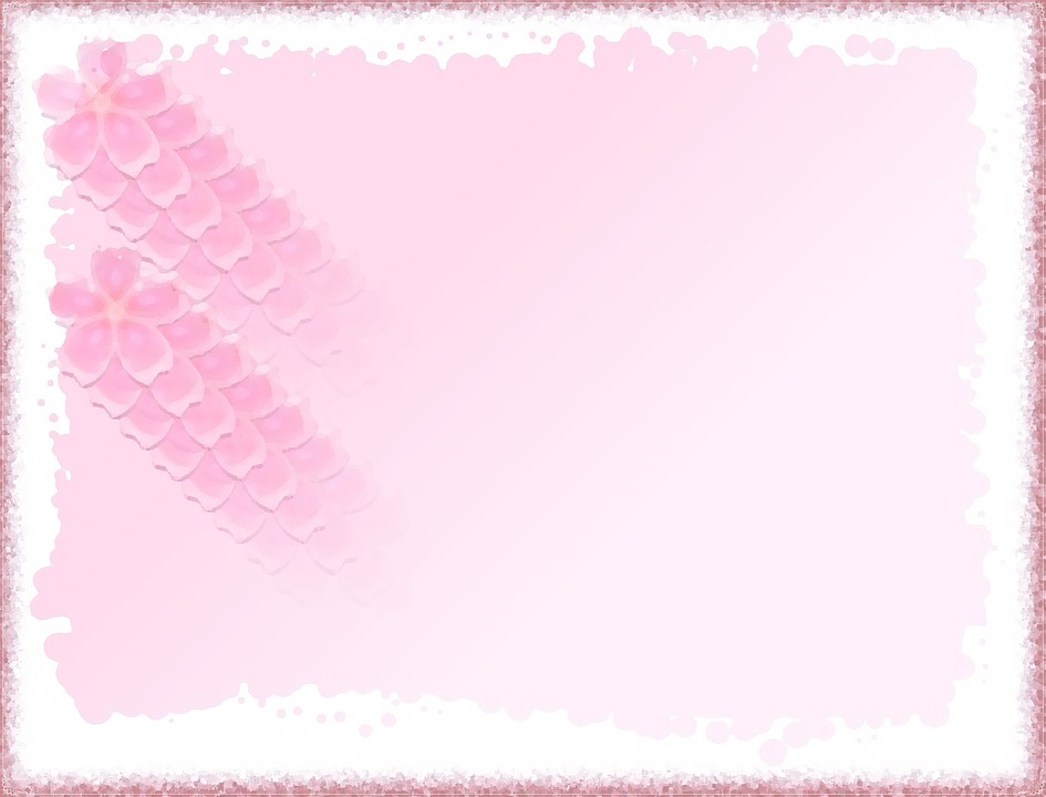 background postcard design art pink graphic