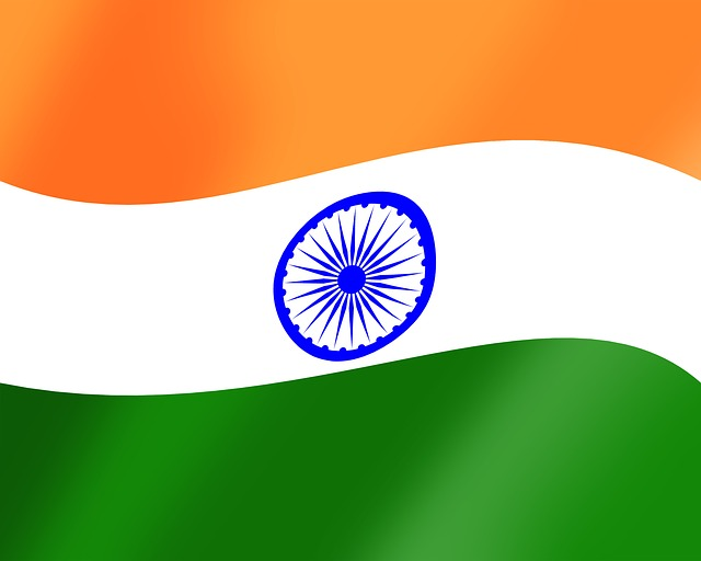 Indian Flag With Different Views: India Flag Twirl Indian · Free Image On Pixabay