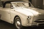 old car, vintage car
