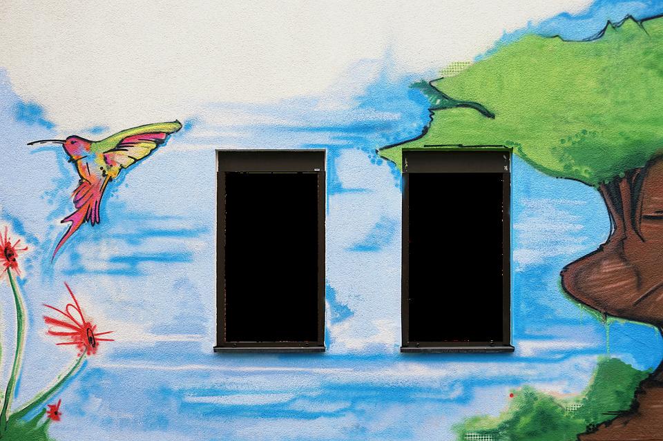 Facade Wall Window Free Photo On Pixabay