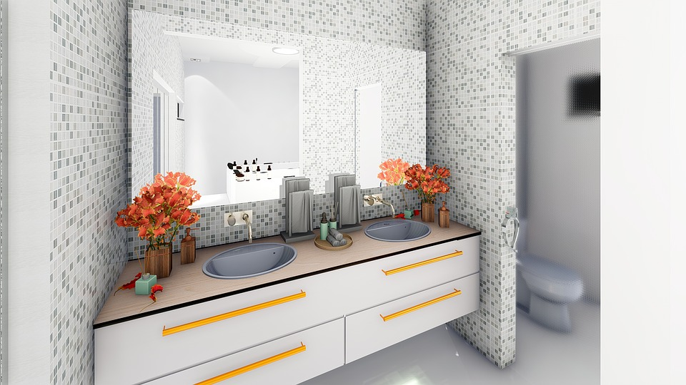 Badkamer decoratie interieur het · gratis foto op pixabay