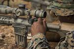 marines, sniper, rifle