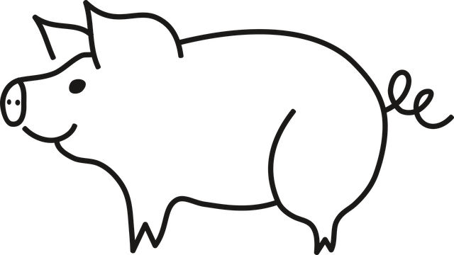 Pig Piglet No Background · Free vector graphic on Pixabay