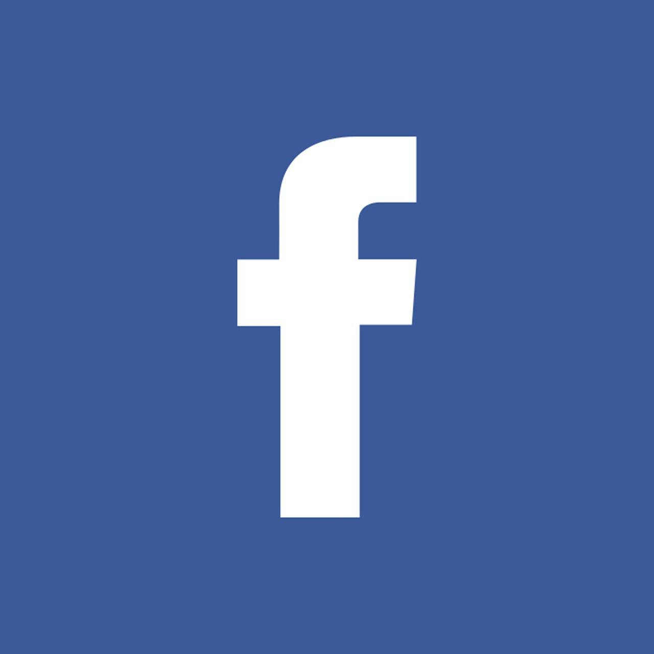 Facebook Kék - Ingyenes kép a Pixabay-en