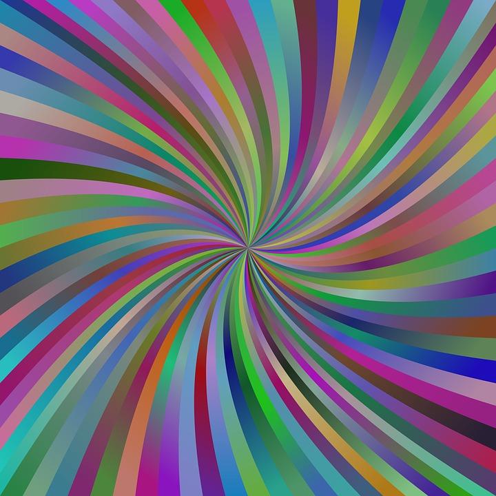 Spiral Wallpaper Decoration · Free Image On Pixabay