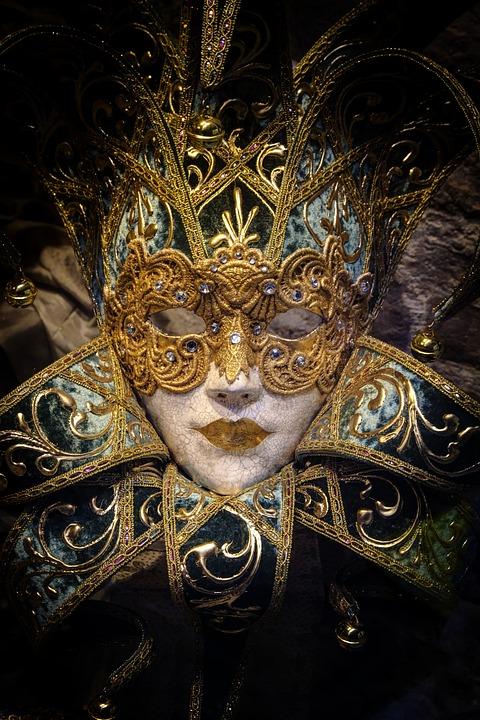 venice mask carnival free photo on pixabay