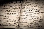music, score, sheet