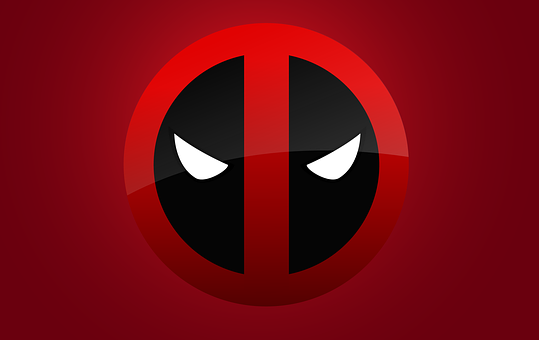 Deadpool, Design, Famous, Mask, Heroic