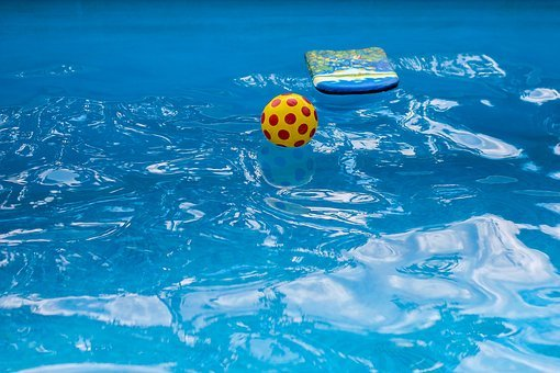 Swimming Pool Beach Ball Background beach, ball - free pictures on pixabay