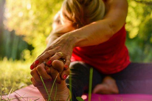 Yoga, Uklidnění, Uvolnění, Protahování