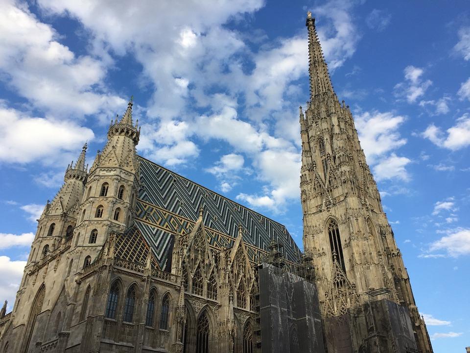 Catedral De San Esteban, Viena, Austria, Iglesia
