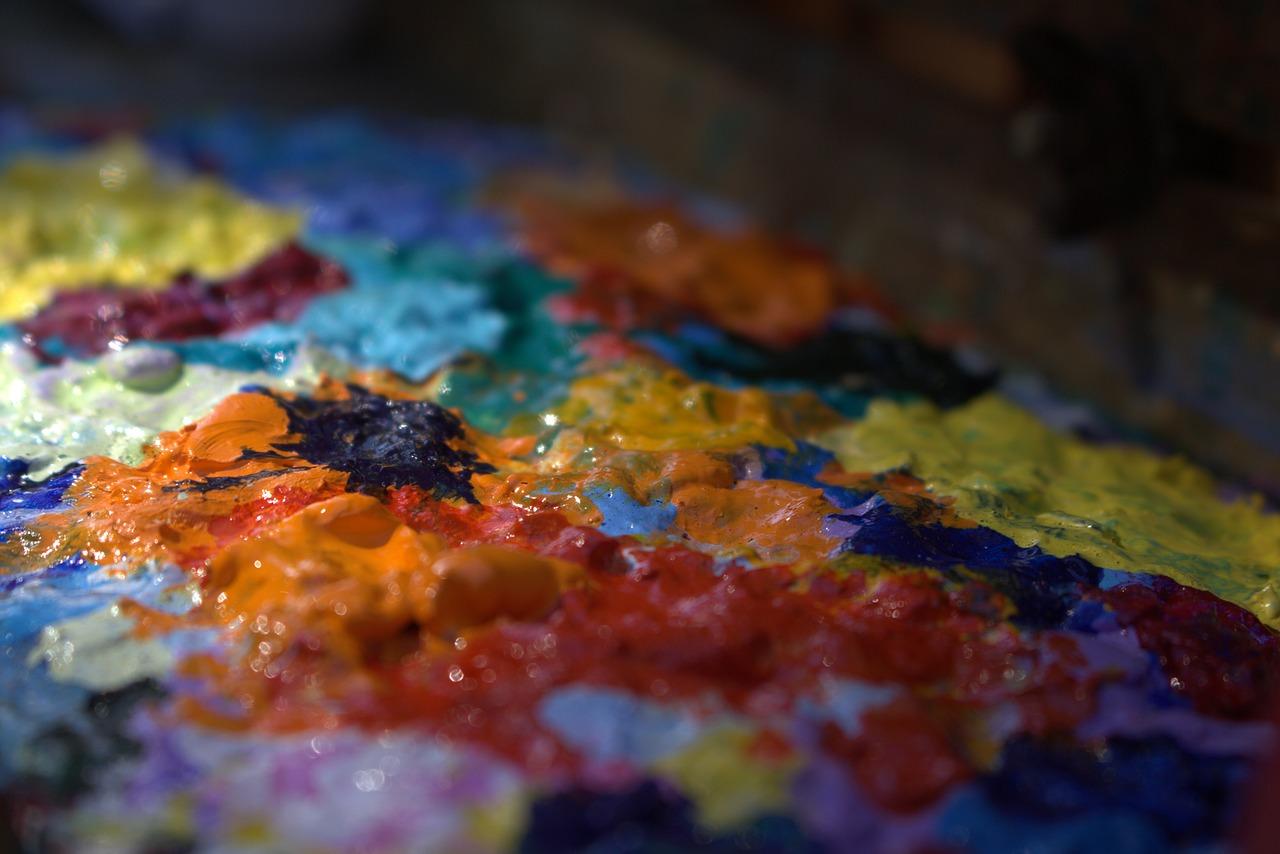 интересные картинки красок вот закрепившись