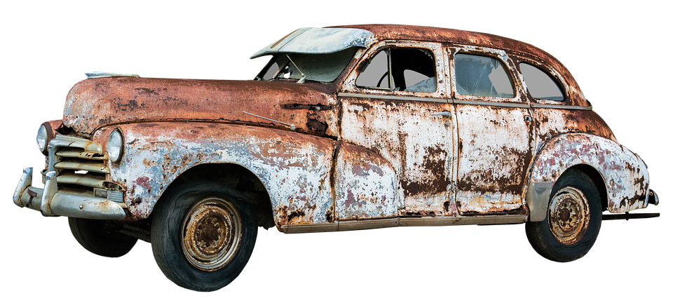 Free Photo Oldtimer Rusty Old Car Wreck Free Image On - Old car photos