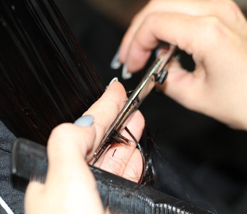 Haircut, Hairdresser, Salon, Hair, Hairstyle, Stylist