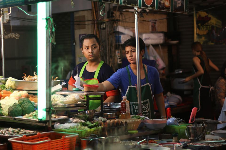 China Town, Food, Bangkok, Cuisine, Travel, Culinary