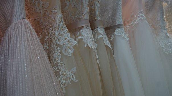 Wedding, Fashion, Dress, Bride, White